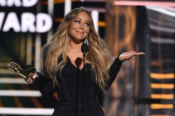 Mariah Carey Sent Nudes To Backup Dancer & Current BF While On Vacation With Ex