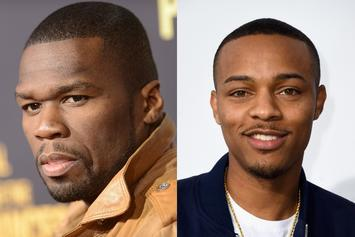 "50 Cent Declares The ""Bow Wow War"" Has Come To An End"