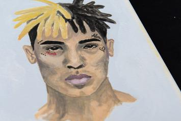 XXXTENTACION Gravesite Flooded With Fans On 1 Year Anniversary Of Murder