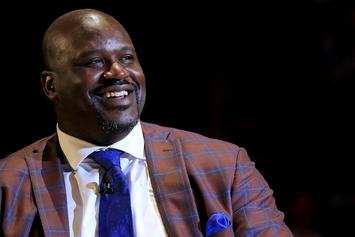 Shaq Talks Hip Hop & Says Jay Z, Notorious B.I.G. Were His Favorites To Work With
