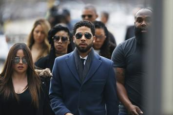 Jussie Smollett May Be Prosecuted For Allegedly Faking Attack