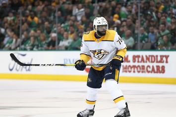P.K. Subban Traded To New Jersey Devils On Day 2 Of NHL Draft