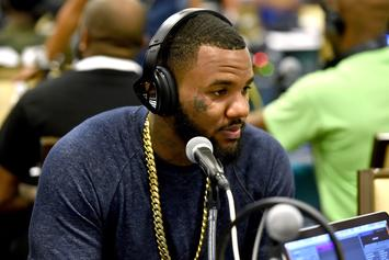 """The Game Previews Nipsey Hussle Verse Off Soon-To-Be Released """"Born To Rap"""""""
