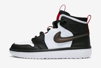 Air Jordan 1 High Receives React Makeover: Official Images