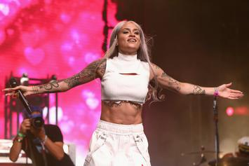 Kehlani Launches TSNMI Clothing Brand: Daughter Stars In Modelling Campaign
