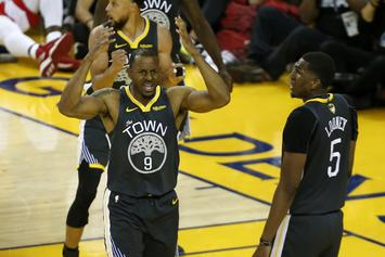 Andre Iguodala Admits Warriors Lie About Players' Injuries: Watch