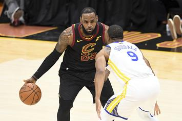 Andre Iguodala Reveals If LeBron James Is The Hardest Player To Guard