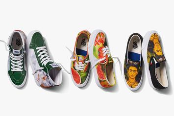 Vans x Frida Kahlo Capsule Collection Releasing This Weekend
