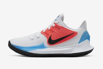 Nike Kyrie Low 2 Revealed In Crimson & Blue Colorway: Official Details