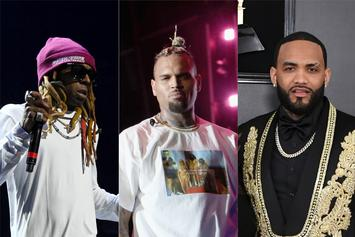 "Top Tracks: Chris Brown, Lil Wayne, & Joyner Lucas Hit #1 With ""Need A Stack"""