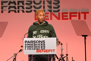 Pharrell Promises 114 Graduating Harlem Seniors A Summer Internship