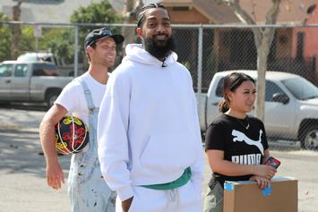 Nipsey Hussle's Brother Requests To Be Additional Co-Parent For Emani