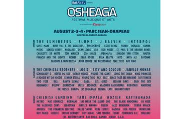 Enter To Win A Pair Of 3 Day GA Osheaga Music & Arts Festival Passes