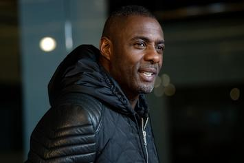 Idris Elba Responds To Accusations Of Plagiarism By Two Female Colleagues