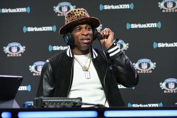 Deion Sanders Wants His Son To Stop Joking About Masturbating