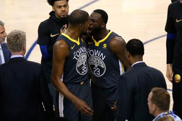 """Kevin Durant """"Never Bounced Back"""" From Draymond Green Disagreement: Report"""