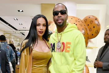 "Erica Mena Gifts Safaree Something He's Wanted For ""Years"" For 38th Birthday"