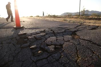 Twitter Reacts To California's 7.1 Magnitude Earthquake