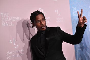 A$AP Rocky Will Remain In Swedish Custody After Rejected Appeal