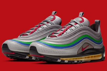 """Nike Air Max 97 """"Nintendo 64"""" Revealed On National Video Game Day"""