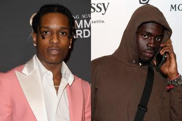 Sheck Wes Details Aggressive Encounter With Swedish Police Following A$AP Rocky Arrest