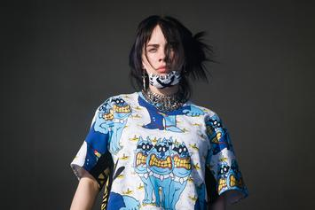 Billie Eilish Shows Off Her New Lime Green Hair