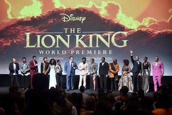 "Disney's Remake Of ""The Lion King"" Pulls In Strong Reactions From World Premiere"