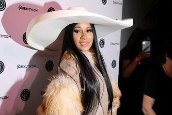 "Cardi B Celebrates Kulture's 1st Birthday By Spitting Bars Over Eve's ""Love Is Blind"""
