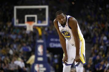 Kevin Durant Reportedly Forced Warriors To Include Draft Pick In Nets Trade