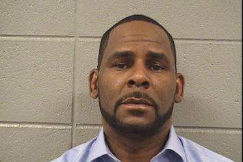 R. Kelly Arrested On New Sex Crime Charges While Walking His Dog