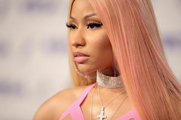 Nicki Minaj Claps Back At Twitter User Who Tried Pitting Her Against Cardi B