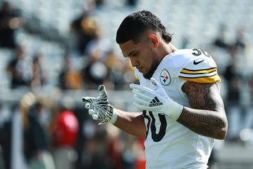 Steelers James Conner Reveals He Had A Week To Live Before Cancer Diagnosis