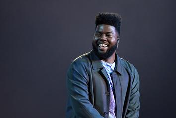 Khalid Does Karaoke During Impromptu Restaurant Performance