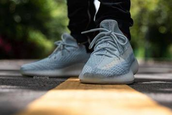 "Adidas Yeezy Boost 350 V2 ""Cloud White"" Coming Soon: On-Foot Photos"