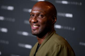 """Lamar Odom Determined To """"Break The Cycle"""" Of His Past For His Kids"""