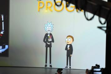 """Rick And Morty"" Creators Bless San Diego Comic Con With Season 4 Content"