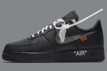 """Off-White x Nike AF1 Low """"MoMa"""" Images Surface, Sparking Release Rumors"""