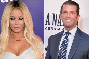 Aubrey O'Day Gets Candid About Her Affair With Donald Trump's Son