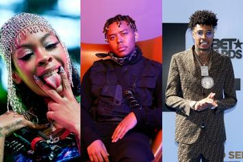 Blueface, YBN Cordae, & Rico Nasty Come Through For XXL Freshman Cypher