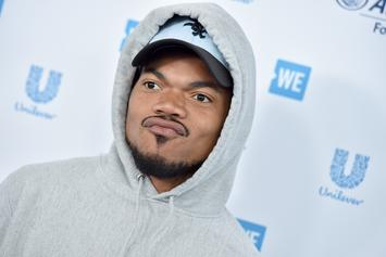 Chance The Rapper Has Spent Over $30,000 On Postmates & $4,000 On Tips