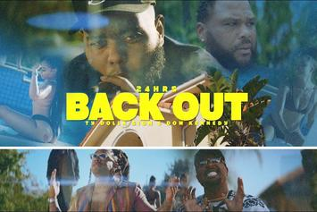 """24HRS, Ty Dolla $ign & Dom Kennedy Join Forces In """"Back Out"""" Video"""