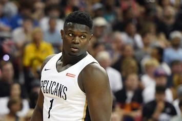 Zion Williamson Announces His NBA 2K20 Rating: Teaser Trailer Revealed