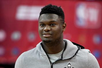 Zion Williamson Thinks The Pelicans Can Win A Title This Year