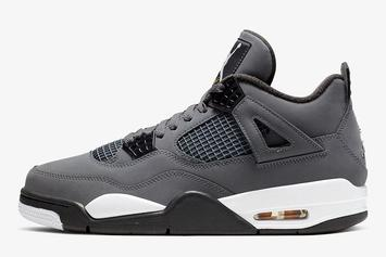 "Air Jordan 4 ""Cool Grey"" Officially Drops Tomorrow: How To Cop"
