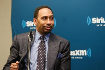 """Stephen A. Smith Predicts LeBron James Will Be A """"Monster"""" Next Season"""
