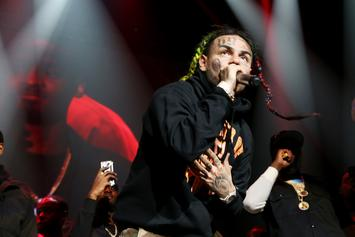 6ix9ine Music Videos To Be Used In Upcoming Trial: Report
