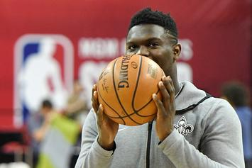Zion Williamson Reportedly Offered $19M Per Year By Li-Ning: Samples Revealed