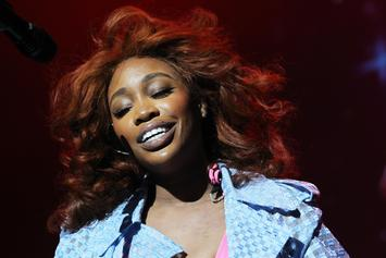"""SZA Continues To Serve """"Supermodel"""" Looks On Instagram"""