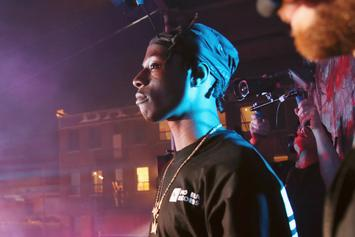 Joey Bada$$ Treats Fans With An Unreleased Track At Concert