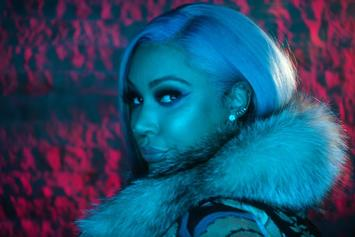 "Lyrica Anderson Drops Visual To ""Cold"" Ft. Moneybagg Yo"